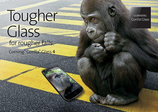 Corning prezentuje Gorilla Glass 4 21