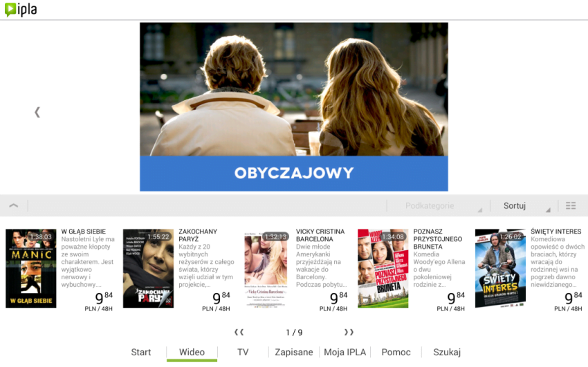 Tabletowo.pl Telewizja na tablecie – porównanie aplikacji do oglądania produkcji telewizyjnych Aplikacje Porównania Recenzje Aplikacji/Gier