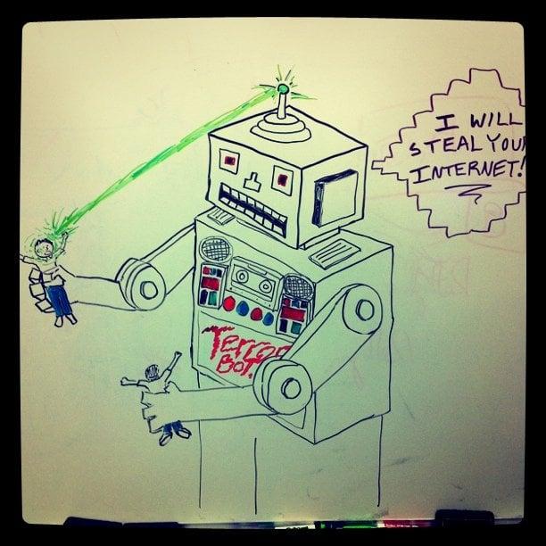 Tabletowo.pl Roboty czytają strony internetowe częściej niż my Ciekawostki Felietony