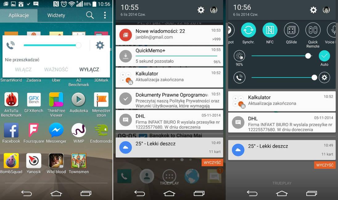 Tabletowo.pl LG też pracuje w pocie czoła nad Androidem 5.0 dla G3 Android LG Oprogramowanie Smartfony