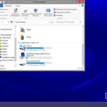 Dell Venue 8 Pro - możliwość micro USB