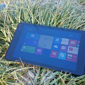 Dell Venue 8 Pro - przedni panel