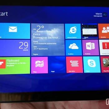 Dell Venue 8 Pro - przedni panel2