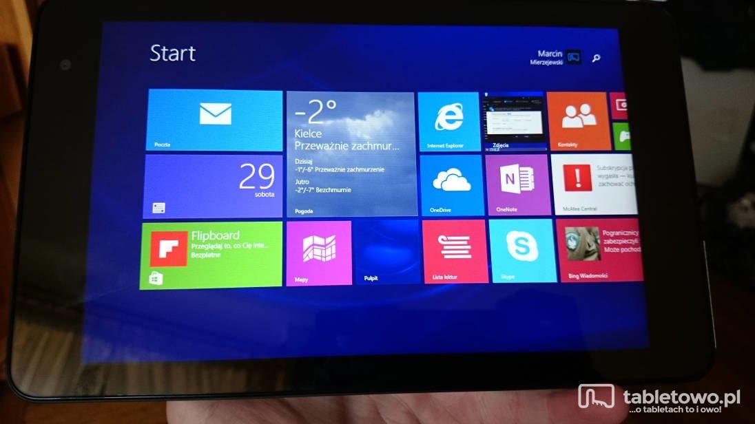 Recenzja Dell Venue 8 Pro - mobilny elegancik z Windowsem na pokładzie (+porównanie do Toshiby Encore 8) 27