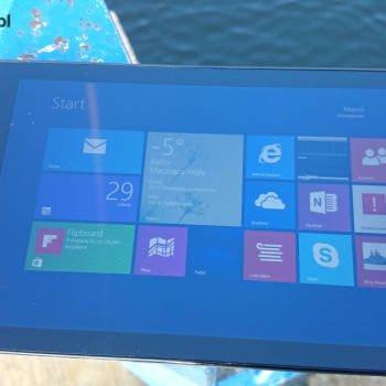 Dell Venue 8 Pro - przedni panel3