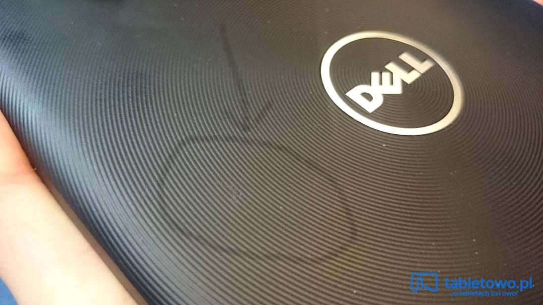 Dell Venue 8 Pro - rysa na obudowie