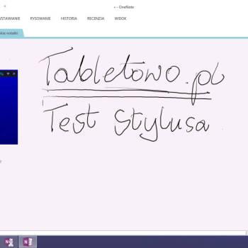 Dell Venue 8 Pro - test stylusa3