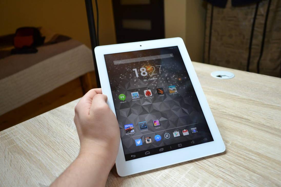 Recenzja tabletu Allview Viva i10G  23