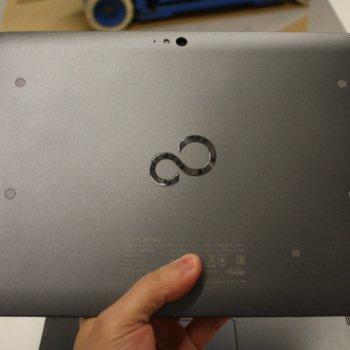 Hybryda Fujitsu Stylistic Q555 z czterordzeniowym układem i Windowsem 8.1 na pokładzie 22