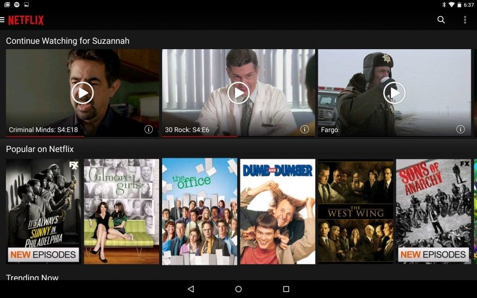 Tabletowo.pl Netflix nareszcie offline. Będzie można pobierać materiały, ale są pewne ograniczenia Android Aplikacje Ciekawostki iOS Systemy