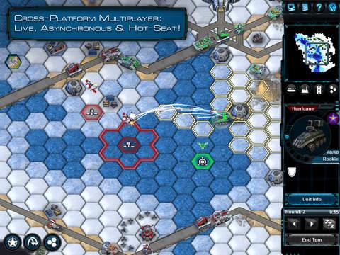 Tabletowo.pl Battle Worlds: Kronos - rozbudowana strategia na iOS i Android Android Gry iOS Nowości