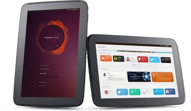 Tabletowo.pl Tablet UT One z Ubuntu Touch już w grudniu? Plotki / Przecieki Tablety Ubuntu