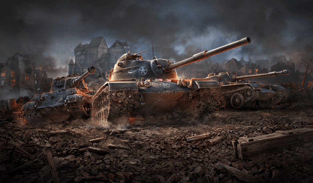Żadna gra sieciowa od tego nie ucieknie - World of Tanks z trybem battle royale