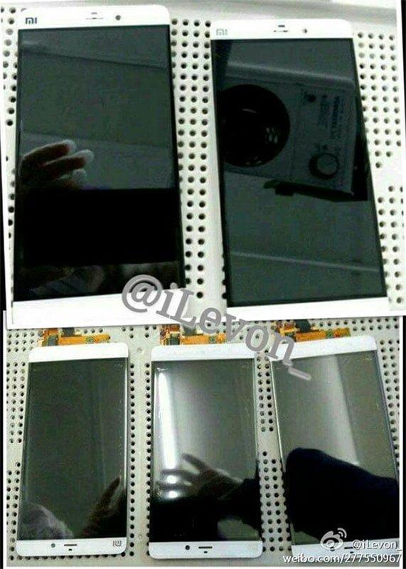 Pierwsze zdjęcia Xiaomi Mi5 w sieci