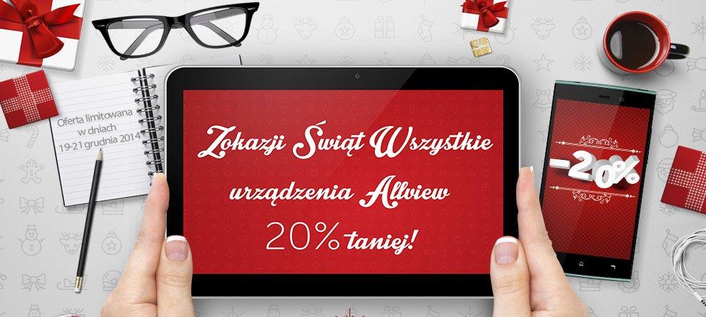 allview-świątecznapromocja