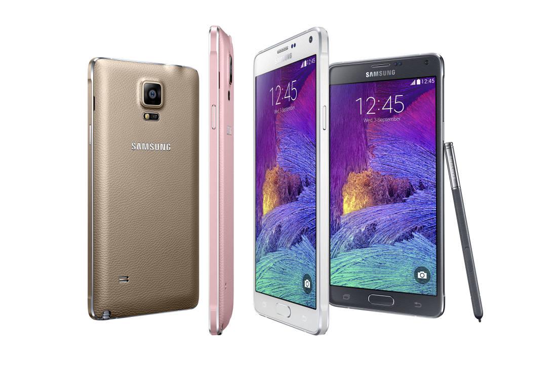 Już niedługo światło dzienne ujrzy odświeżony Samsung Galaxy Note 4 - z 8-rdzeniowym Snapdragonem 810