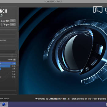 Dell  Venue 8 Pro - Cinebench1