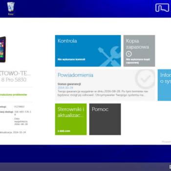 Dell Venue 8 Pro - My Dell