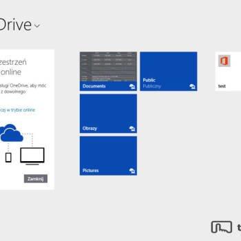 Dell Venue 8 Pro - OneDrive