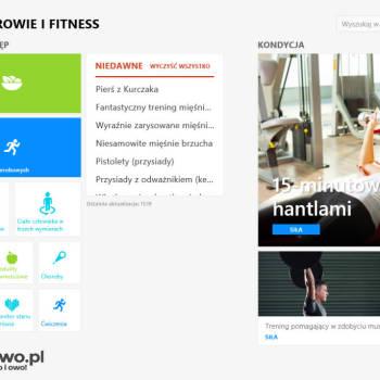Dell Venue 8 Pro - Zdrowie i Fitness