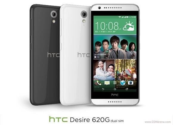 Tabletowo.pl HTC Desire 620 i 620G - ładne średniaki z dual SIM Android HTC Nowości Smartfony