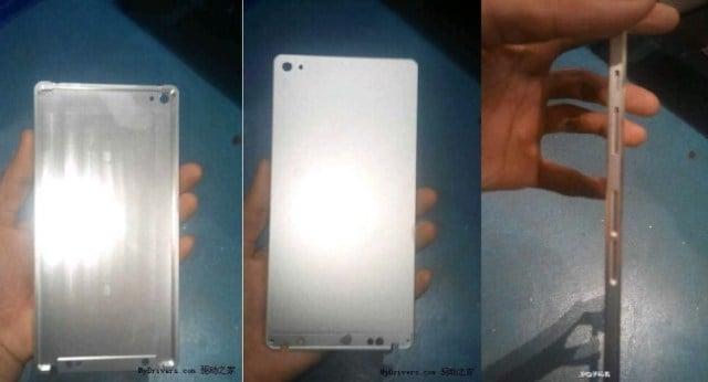 """Tabletowo.pl Obudowa Huawei MediaPad X2 (Kirin 925, 3GB RAM, 7"""" 1920x1200) na pierwszych zdjęciach Android Huawei Plotki / Przecieki Tablety"""