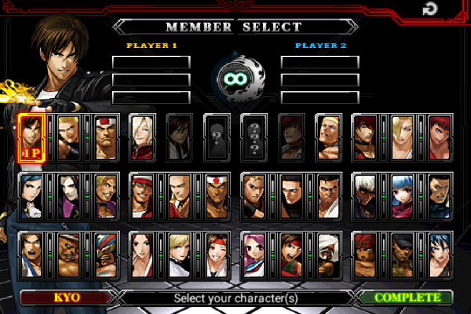 The King of Fighters-A 2012 za darmo w Google Play 17