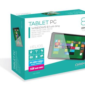Tabletowo.pl Omega Helios i Sirius to nowy tablet i hybryda od Platinet Hybrydy Tablety Windows
