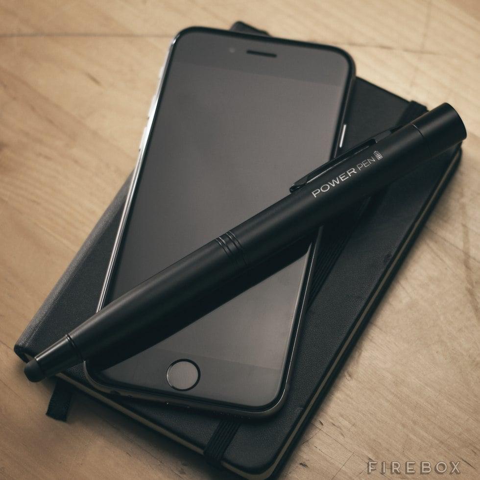 Rysik, długopis, powerbank - Power Pen to gadżet, który chciałbym mieć