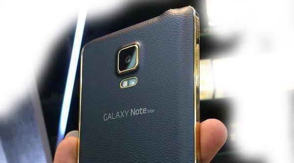 W Wietnamie sfotografowano pozłacanego Samsunga Galaxy Note Edge 21