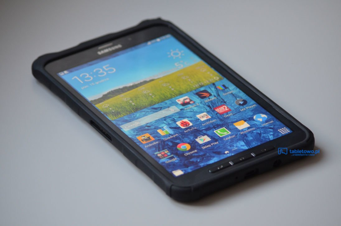 Recenzja Samsung Galaxy Tab Active 8 0 Tabletowy Solid