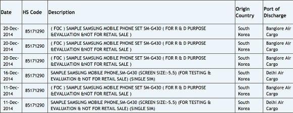 Samsung SM-G430 to kolejny 5,5-calowy phablet od Koreańczyków na przyszły rok? 18