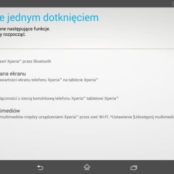 Recenzja tabletu Sony Xperia Z3 Tablet Compact