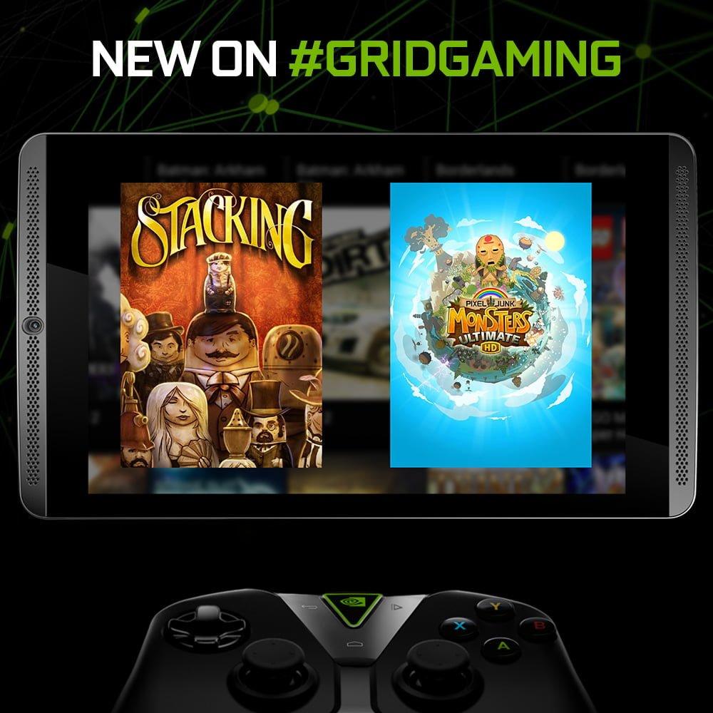 Stacking i PixelJunk Monsters Ultimate - kolejne dwie gry w usłudze NVIDIA GRID 18
