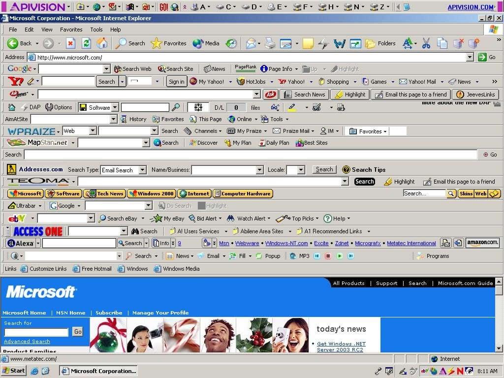 Microsoft robi porządek z przechwytywaniem przeglądarki
