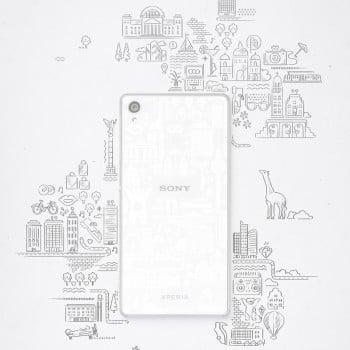 Sony serwuje limitowaną edycję urządzeń Xperia Z3 i ujmuje w niej Polskę 29
