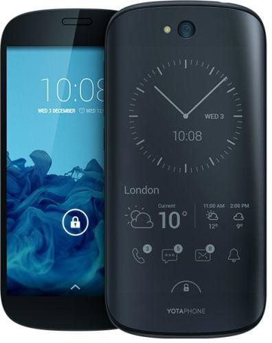 YotaPhone 2 oficjalnie zaprezentowany. Trafi także do Polski! 16