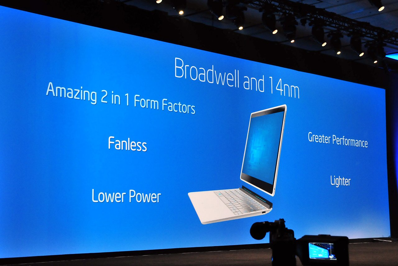 Tabletowo.pl Intel Broadwell to wreszcie nie tylko Core M Intel Technologie