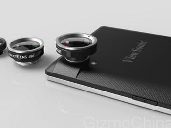 Tabletowo.pl ViewSonic V55 będzie pierwszym phabletem ze skanerem tęczówki oka? Chińskie Ciekawostki Plotki / Przecieki Smartfony