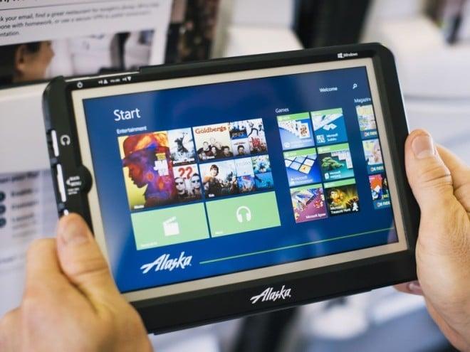 Alaska Airlines zaoferuje swoim pasażerom tablety z Windows 8.1 pełne filmów i seriali! 28