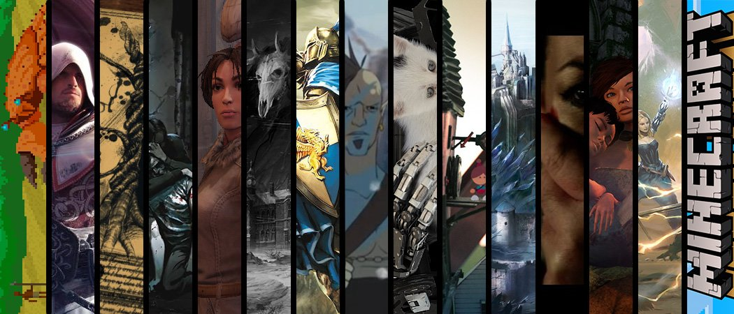 15 gier na 2015