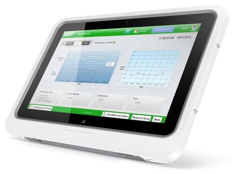 hp-healthcare-tablet