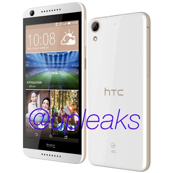 Tabletowo.pl 5-calowy HTC Desire 626 wycieka na zdjęciach prasowych Android HTC Plotki / Przecieki Smartfony