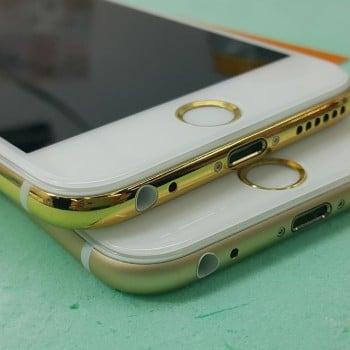 iphone złoty 10