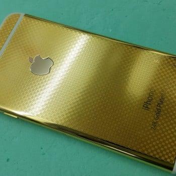 iphone złoty 7