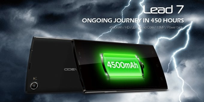 Leagoo Lead 7: 5-calowy ekran i 4500 mAh bateria za 130 dolarów! 17