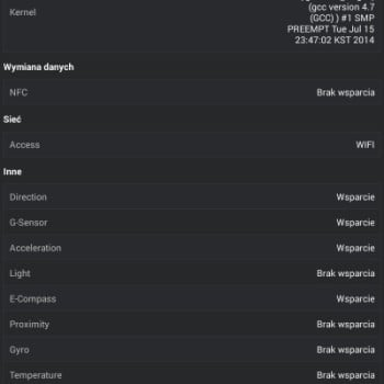 Recenzja tabletu LG G Pad 8.0 LTE V490 51