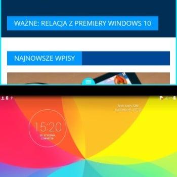 Recenzja tabletu LG G Pad 8.0 LTE V490 32