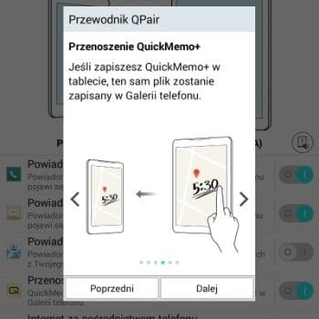 Recenzja tabletu LG G Pad 8.0 LTE V490 40