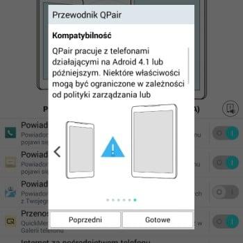 Recenzja tabletu LG G Pad 8.0 LTE V490 42